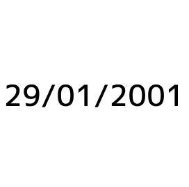 Praha - Klub 007 2001